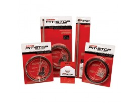 SRAM PitStop Set Full Metal Jacket cables, gaine, tubes, butées