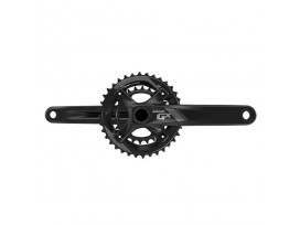 SRAM GX Pédalier 1000 Fat Bike GXP 100mm Noir 11 Vit 36/24 BB n/inclus