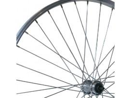 GPA CYCLE Roue Ar 26P- Axe Creux K7 7vit. Blocage/Alu par 10 AjouterRef 50500