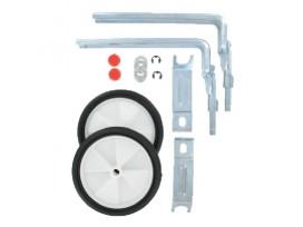 GPA CYCLE Stabilisateur enfant roues platiques et revêtement en caoutchouc