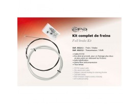 GPA CYCLE Kit Freinage Gaine, Cables et accPTFE