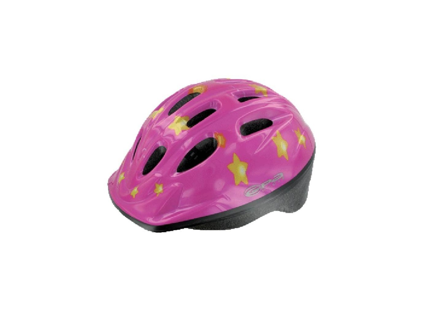 Gpa Cycle Casque Enfant 6 Ventilations S 54 58 Rose