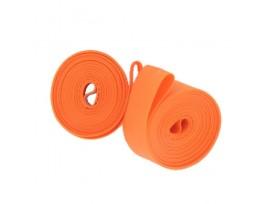 """GPA CYCLE Fonds de jante haute préssion 26"""" Orange"""
