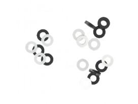 HammerSchmidt Spacer ISCG x3 0.5. 1.0. 1.5. 2.0. 2.5. 3.0mm
