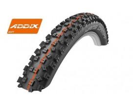 SCHWALBE pneu de VTT HANS DAMPF ADDIX, SuperG, TL-Easy