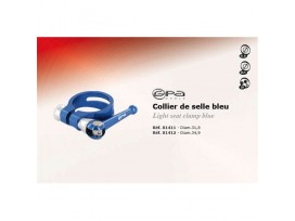 GPA CYCLE Collier de selle Diam 34.9