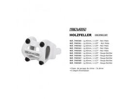 Potence Holzfeller 0deg, 31.8 1-1/2 Blast Black