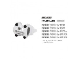 Potence Holzfeller 0deg, 31.8 1-1/2 BoXXer Red