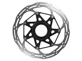 SRAM Disque Centerline X CenterLock Black Rounded