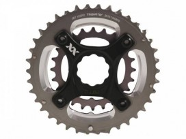 SRAM Spider X9 GXP 38/24 10V, Specialized 104/64 BCD