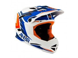 Casque ANSR FAZE bleu/orange
