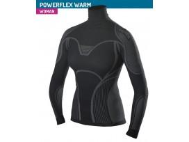 BIOTEX Col roulé femme powerflex warm
