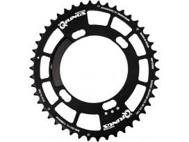Rotor Plateau Q-Ring BCD 110x4 Shimano Intérieur Noir