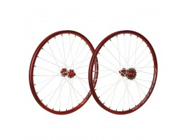 "Roue EXCESS 351 20""x1-3/8"""