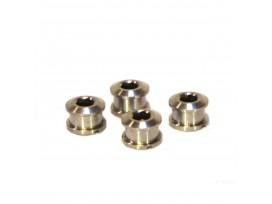 Pack 4 vis ELEVN Titanium 8.5x4mm