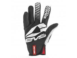 Gants EVS sport blanc/noir
