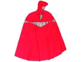 Cape de pluie Hock Super Praktiko Zipp Rouge
