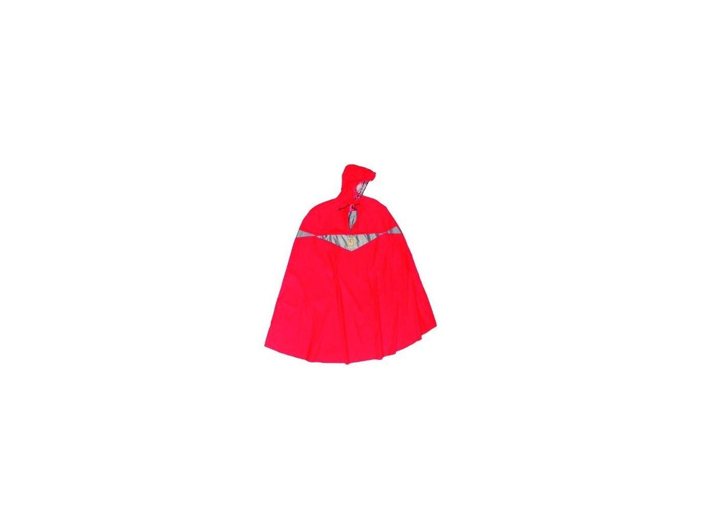 cape de pluie hock super praktiko zipp rouge. Black Bedroom Furniture Sets. Home Design Ideas