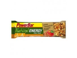 POWERBAR Natural Energy Fruit Bar Boîte de 24 X 40gr