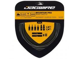 Kit câbles et gaines de dérailleur Jagwire Mountain Pro