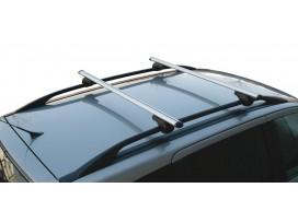 UNITEC Barres de toit à batayole en aluminium Fischer