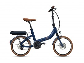Vélo électrique pliant O2Feel BIKES - Swan Fold Alfine Di2 - 2018
