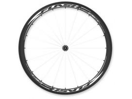 FLASH Paire de roues cyclocross carbone boyaux CX38