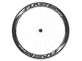 FLASH Roue avant Cyclocross carbone boyaux CX44