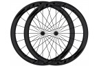 FLASH Paire de roues carbone boyaux T38 - Noir