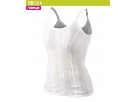 BIOTEX T-shirt sans manches Femme Micro Net Biolux