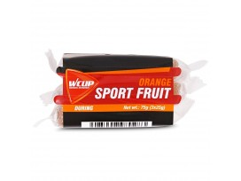 Wcup Sports Boite de 24 Fruit Orange 3x 25g