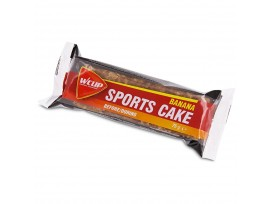 Wcup Sports Cake Banane (75g) Pack de 24
