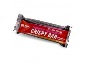 Wcup Crispy Bar Cranberry Pomegranate (40 g) Pack de 24