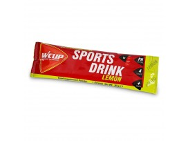 Wcup Sports drink, Citron (30g) Pack de 24