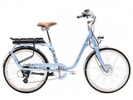 Vélo urbain électrique eLC01e-legend 24 ''- Peugeot