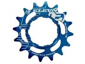 Pignon ELEVN aluminum bleu