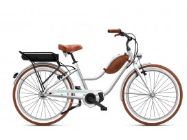 Beach Cruiser électrique O2feel Mixte N7C Steps 2019