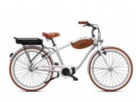 Beach Cruiser électrique O2feel Homme N7C Steps 2019