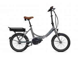 Vélo électrique pliable O2Feel BIKES PEPS N7C STEPS - 2019