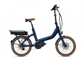 Vélo électrique pliable O2Feel BIKES - SWAN FOLD ALFINE Di2-steps E5000-2019
