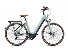 Vélo électrique urbain O2Feel BIKES -iSWAN ALFINE Di2-steps E5000-2019