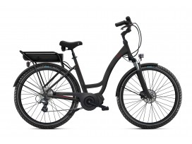 Vélo électrique urbain O2Feel BIKES - Vog D8C Off-Road Mixte-E5000-2019