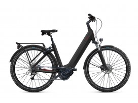VTT électrique O2Feel BIKES -iSWAN Off Road mixte-E6100-2019