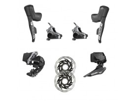 Groupe SRAM RED AXS 2X GROUPE SET
