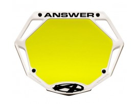 Plaque ANSWER 3D mini