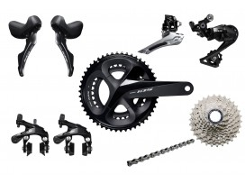 Groupe Shimano 105 R7000 50/34T