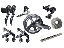 Groupe Shimano Ultegra R8000 46/36T 11/30T