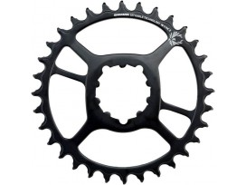 Plateau Sram X-Sync 2 Acier Direct Mount 6mm offset Eagle Black