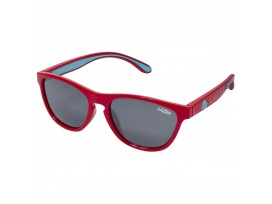 LAZER - lunettes Blub gloss rouge verres simples