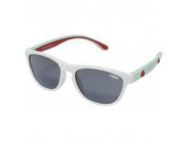 LAZER - lunettes blub gloss blanc/mint vert verres simples